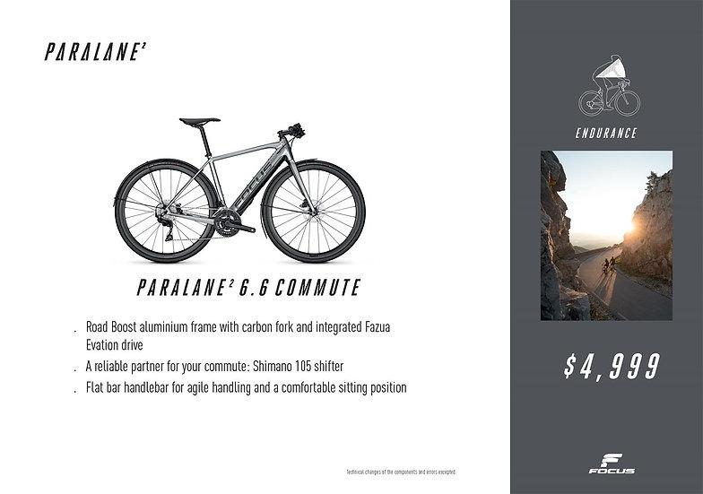 Focus Paralane² 6.6 Commute 2020/21