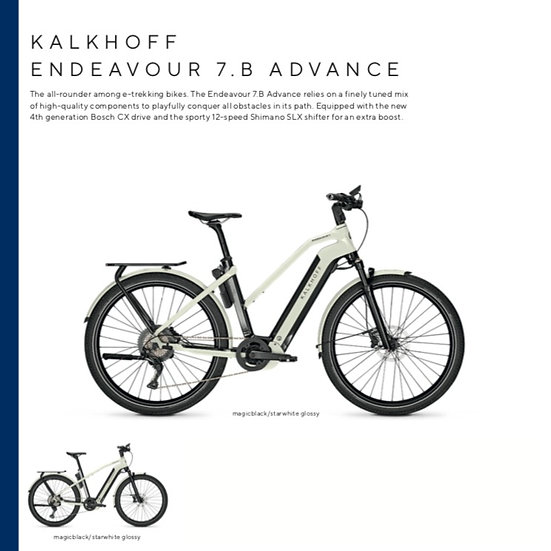 Kalkhoff Endeavour 7.B Advance (2021)