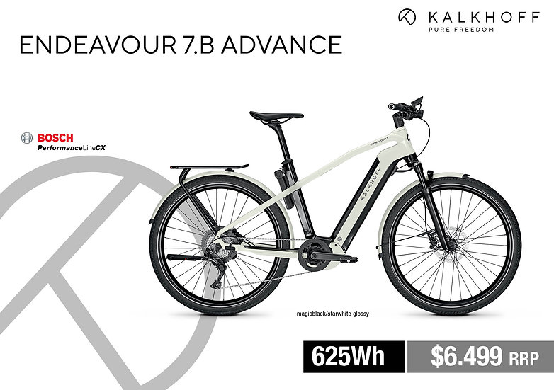 Kalkhoff Endeavour 7.B Advance 2020