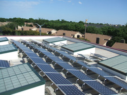Huffhines Rec Ctr Alternative Energy