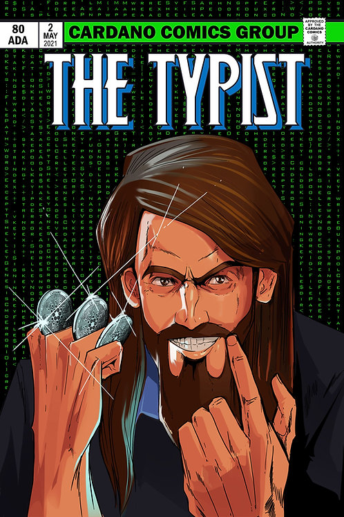 Series 1, Edition 2 The Typist