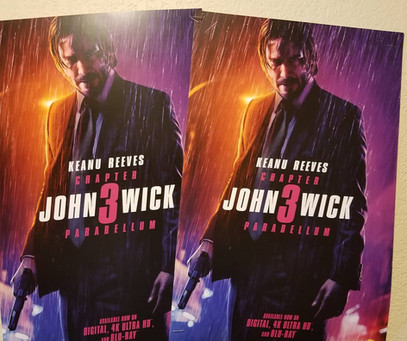 Win John Wick 3!