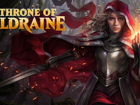 Throne of Eldraine THIS WEEKEND!