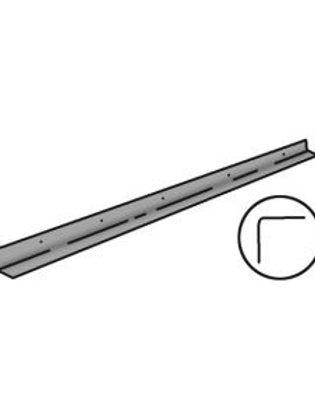 Metal Rabbets - L-Shaped Rabbet