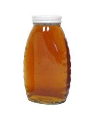 1 Pound Classic Glass Bottle