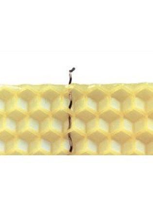 Medium Wax Foundation - Wired/hook