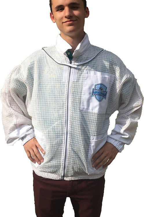 Cool Shield Ventilated Beekeeping Jacket by Cool Shield