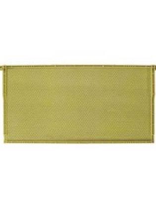 Deep Single Coated Yellow EZ Frame - Each