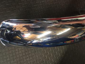 Chromage Honda 750 ....le retour de MOMO
