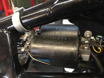 HONDA 750 K1 Circuit électrique (suite)