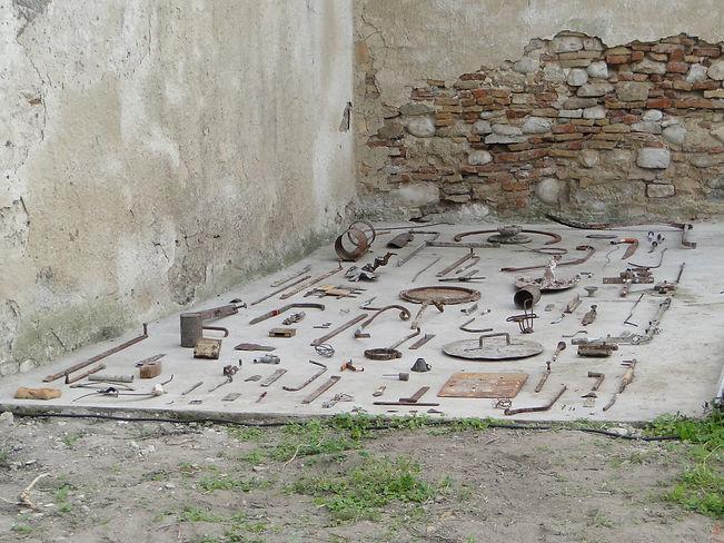 Associazione Z'Unica, Giardino degli Esempi, Lucera, puglia