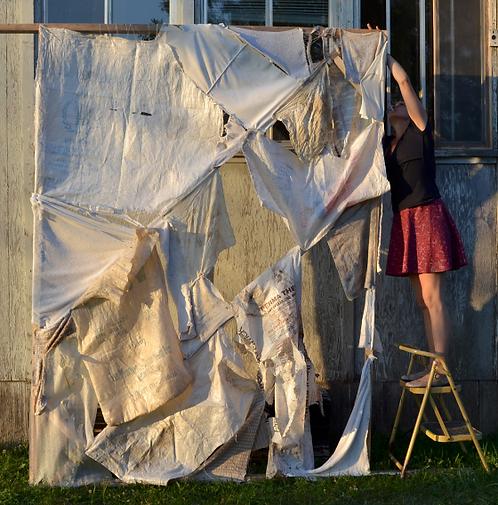 Artist, Arte ; Artistic Residency; Quebec; Ewa Sad