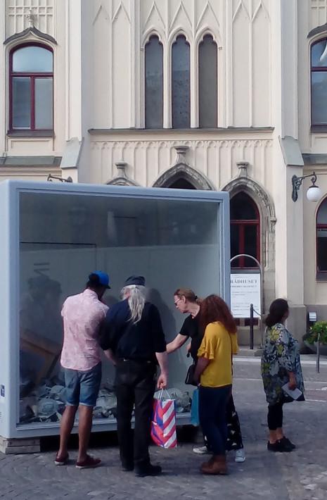 VI Bienal de Örebro, 2017
