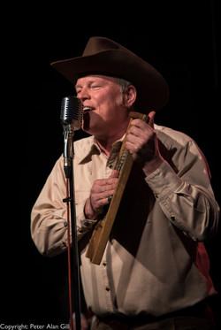 Crispy Cowboy singer East Lonesome Drift