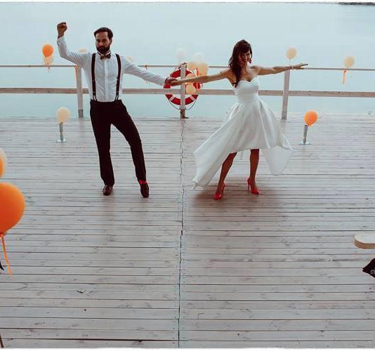 przyjęcie bankiet urodziny wesele sala - plaża wieczór panieński chrzciny roczek - molo impreza okolicznościowa nad jeziorem