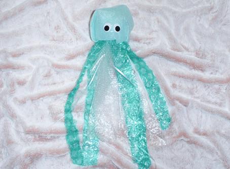 DIY Jellyfish Toy