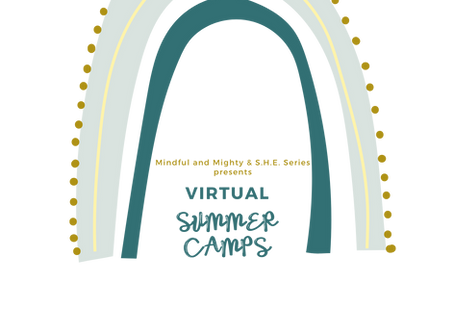 Virtual Summer Camps have LAUNCHED