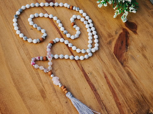Mala Necklace for Mother's Day
