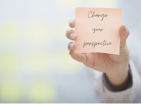 5 Steps to Change Your Perspective