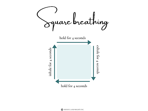 Square Breathing Exercise
