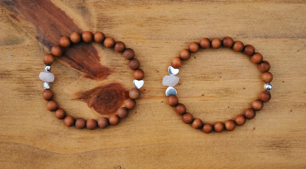 Mindful and Mighty Inc. Kids Mala Bracelets