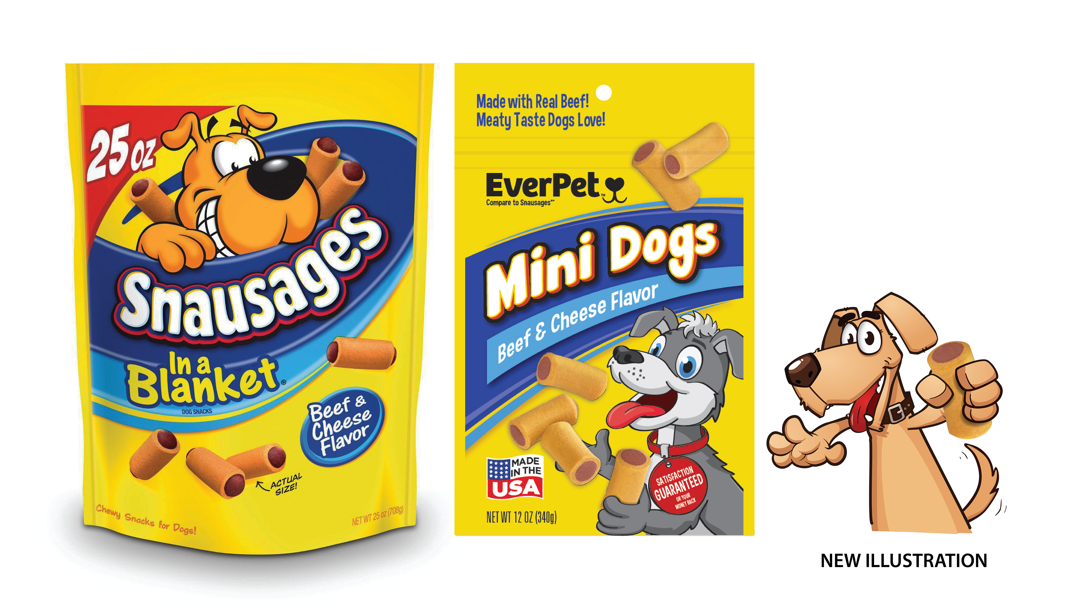 EVERPET dog treats