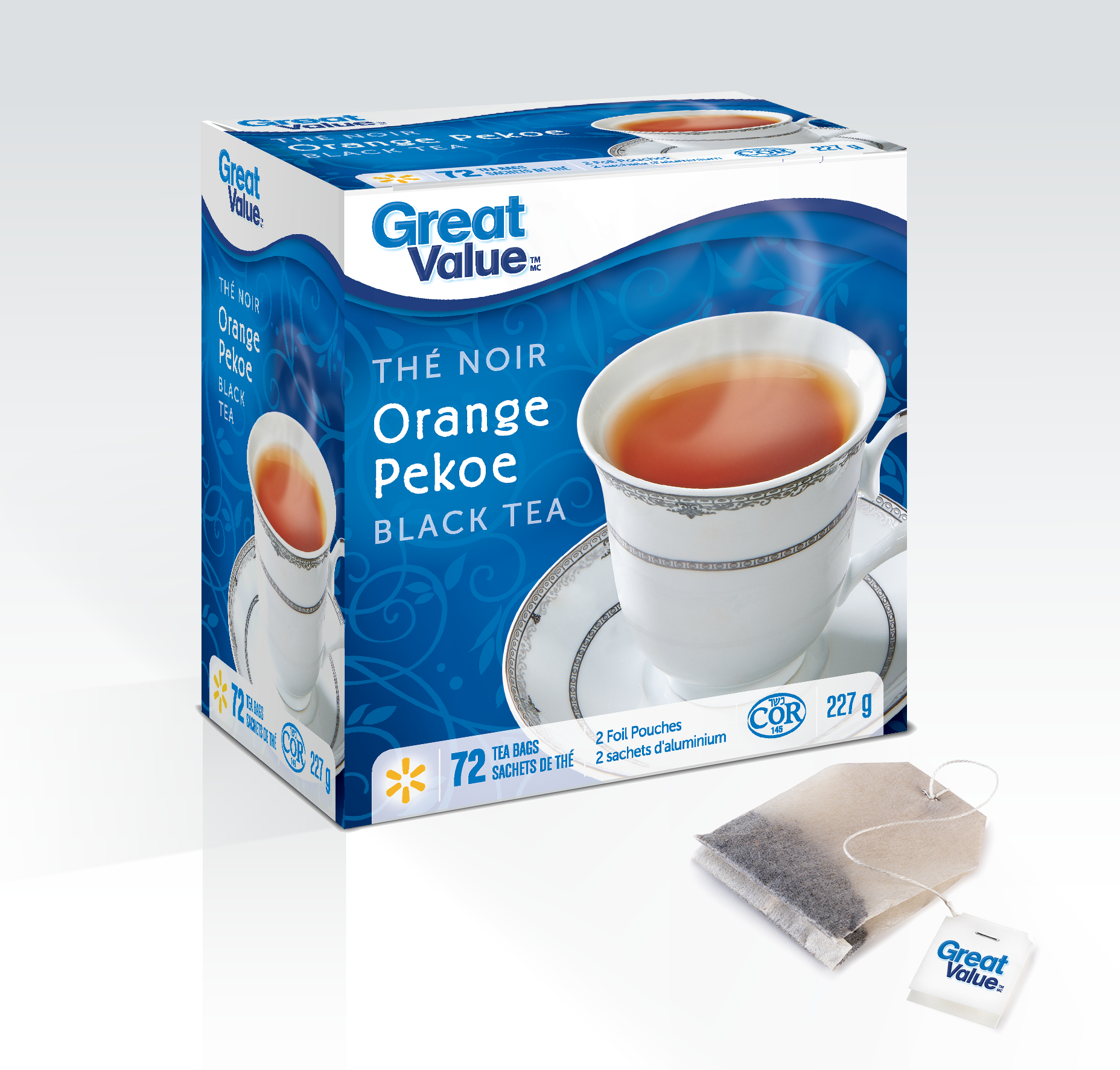Orange Pekoe Tea_3D