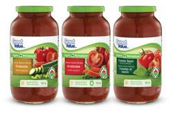 Organic Pasta Sauce-3D