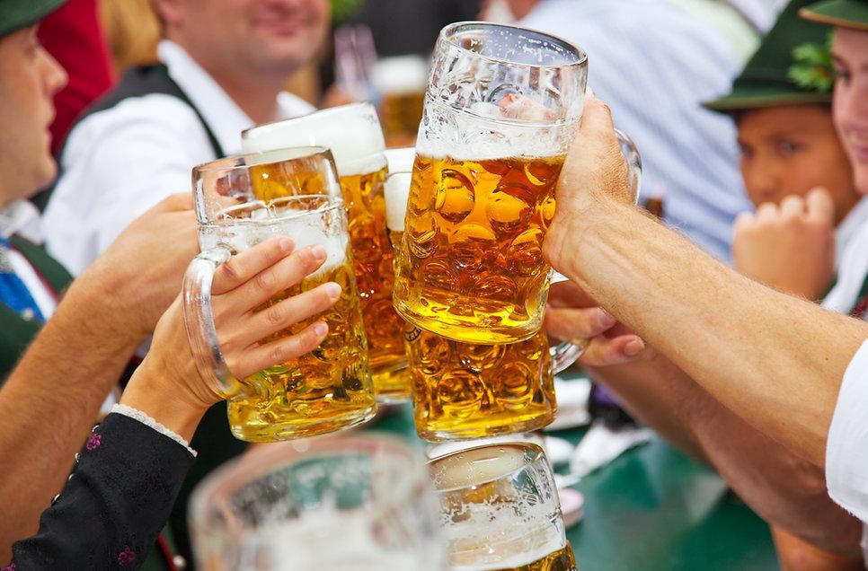 Cheers cerveja