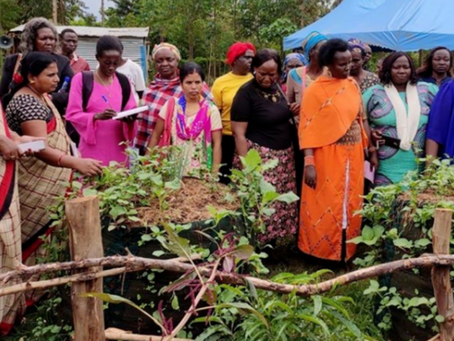 Grassroot Organizations Share Climate Knowledge Through Exchange Visits