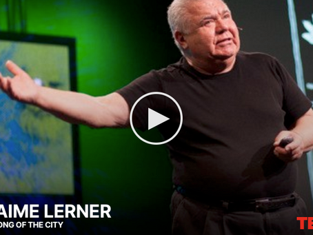 The Best TED Talks about Cities and Urban Planning