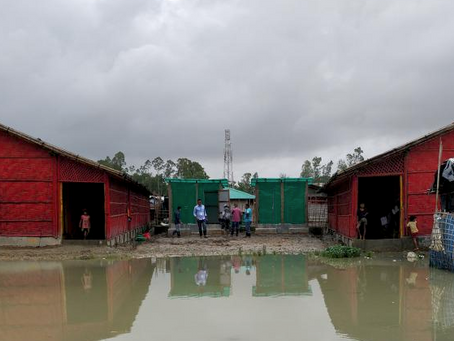 Actionaid: Rohingya volunteers are first to respond when emergencies hit Cox's Bazar