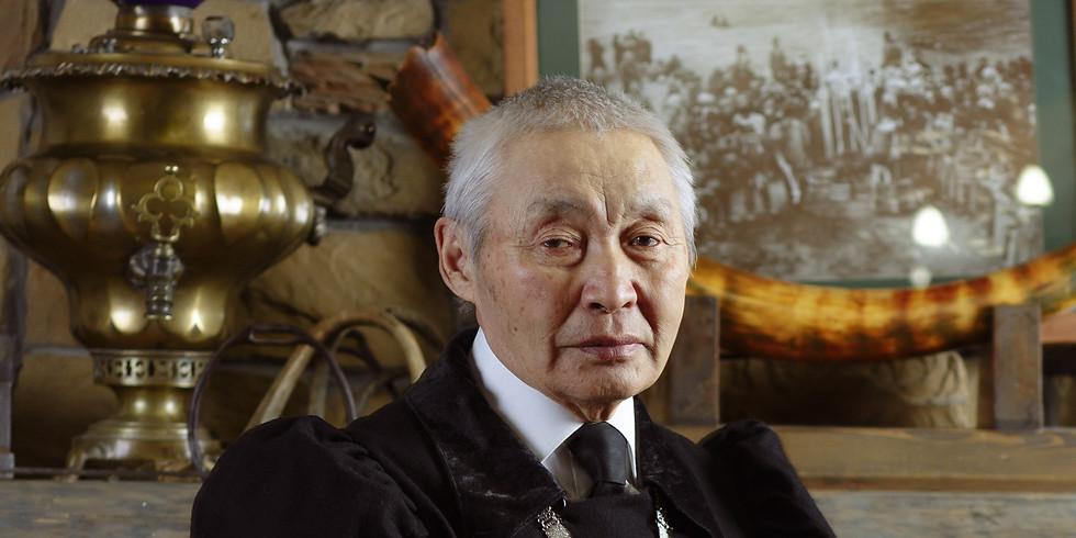80–летний юбилей Афанасия Семёновича Фёдорова