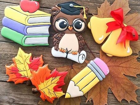 День знаний — праздник сентября!