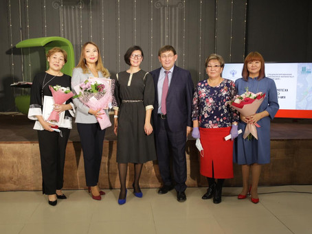 В Гагаринском округе заработала обновленная библиотека «Созвездие»