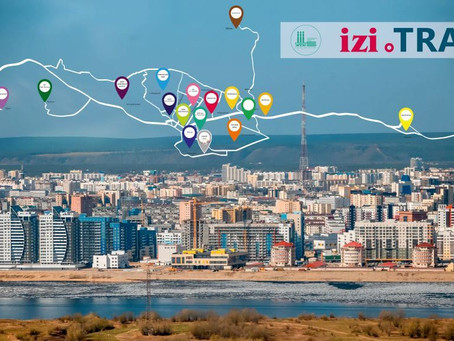 «Якутск на карте мира» - виртуальные экскурсии в подарок от муниципальных библиотек ко Дню города
