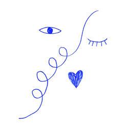 Bleu Poire