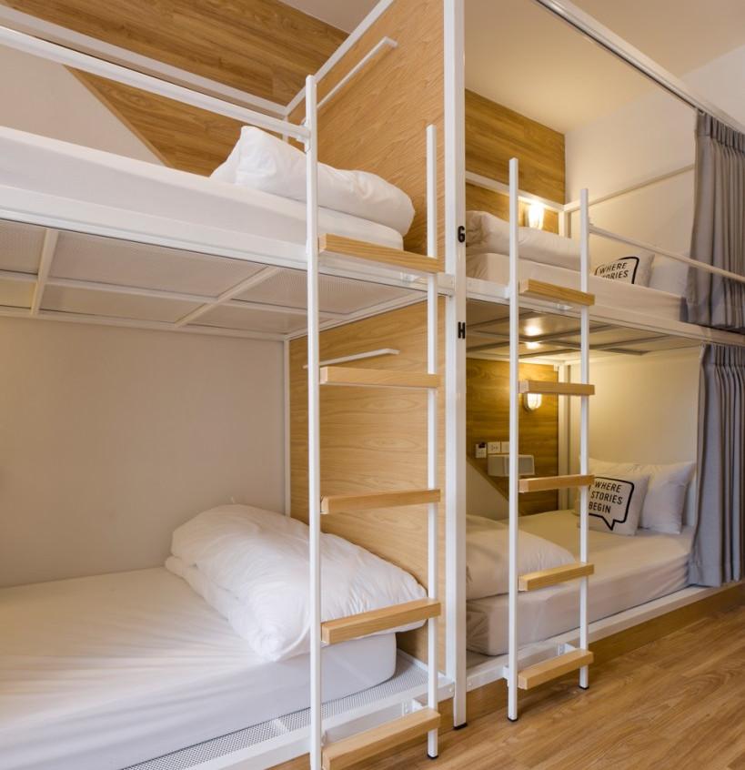 7. Bed One Block jpg