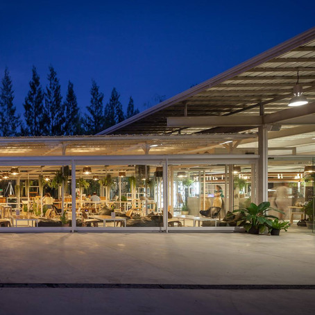 Working with Architects ความสำคัญของการออกแบบงานสถาปัตยกรรมโดยสถาปนิกที่ส่งผลต่อธุรกิจ