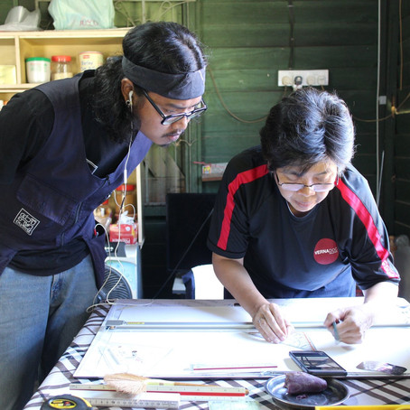 กรพัชร สุวรรณศิลป์ : ผู้บันทึกหน้าประวัติศาสตร์ด้วยภาพวาด VERNADOC