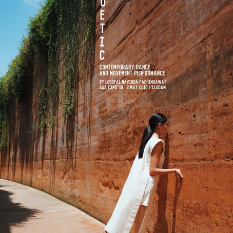 ZOETIC Contemporary Dance by หลอดไฟ นวินดา ปัจฉิมสวัสดิ์
