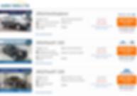 midmobile vehicle inventory screenshot.p