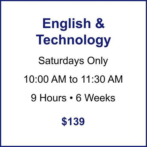 English & Technology