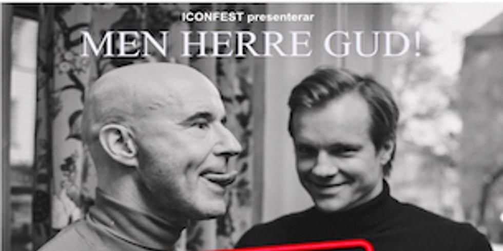 Men Herre Gud! LIVE! Mark Levengood och Henrik Johnsson