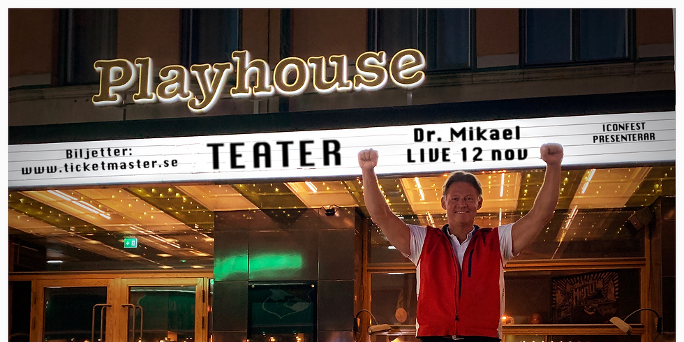 Dr. Mikael LIVE!