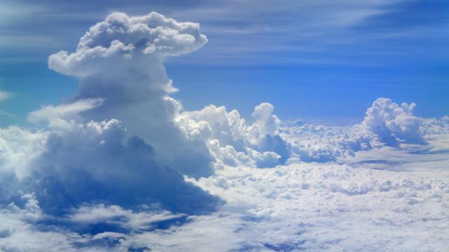 Nuvem cumulonimbus