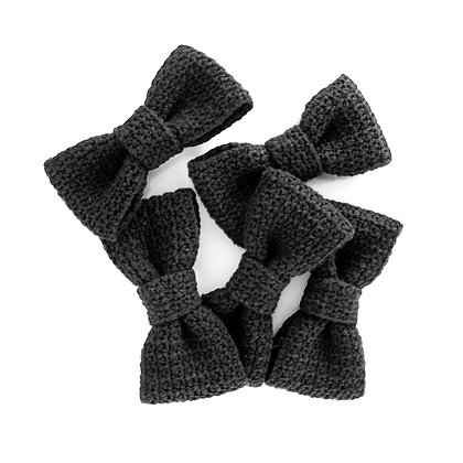 Crochet Bow Tie for kids. Hipster style. (CROCHET PATTERN)