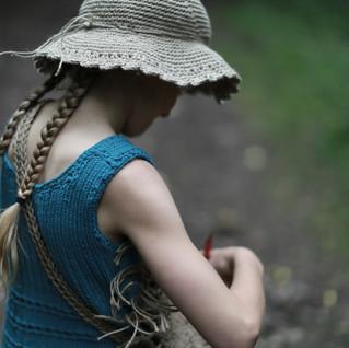 Crochet Hipster Handbag for kids (CROCHET PATTERN)