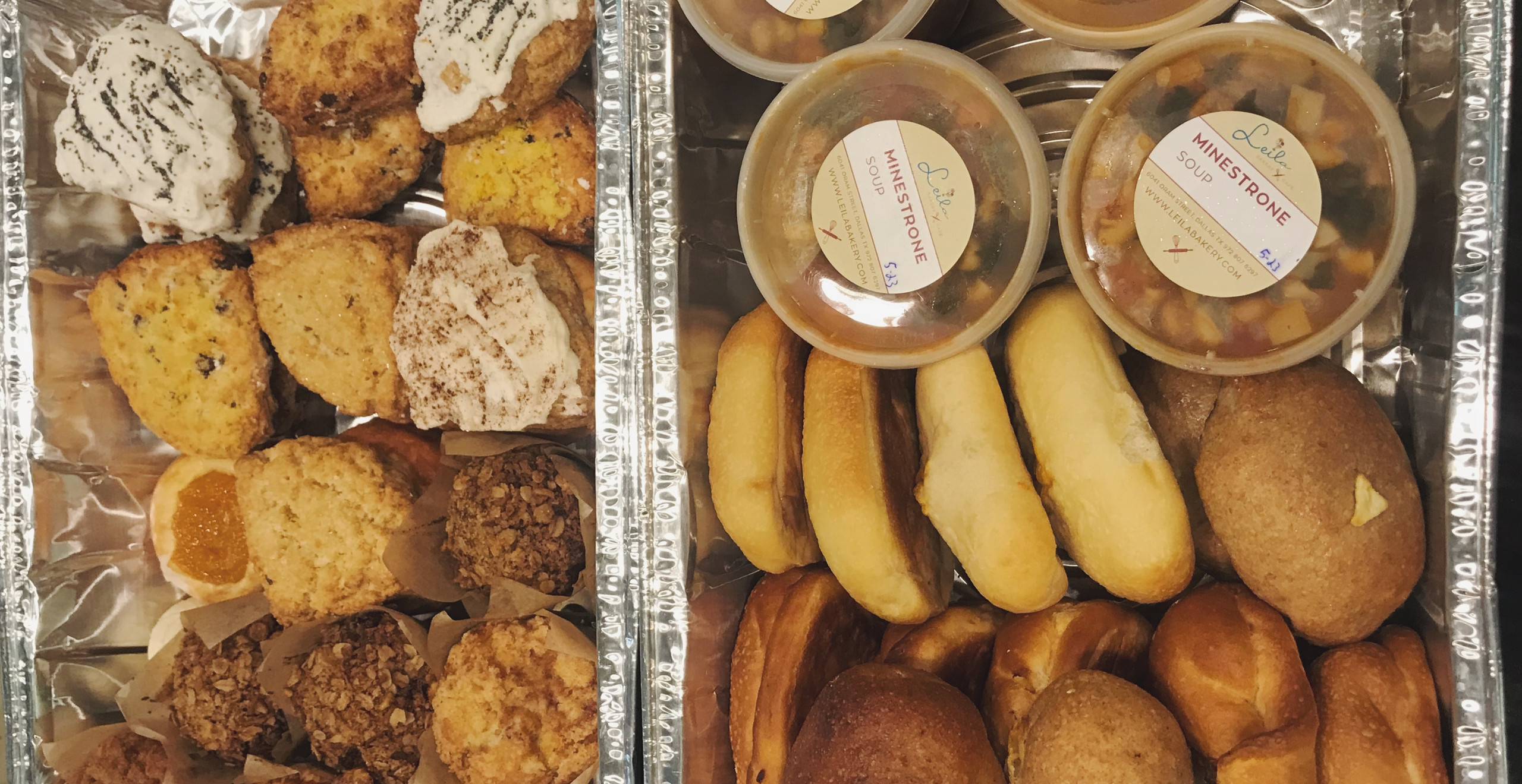 leila bakery goods