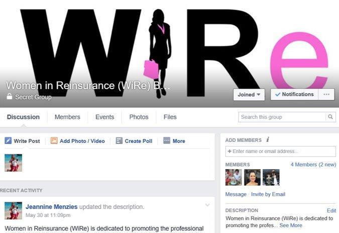 WiRe Facebook
